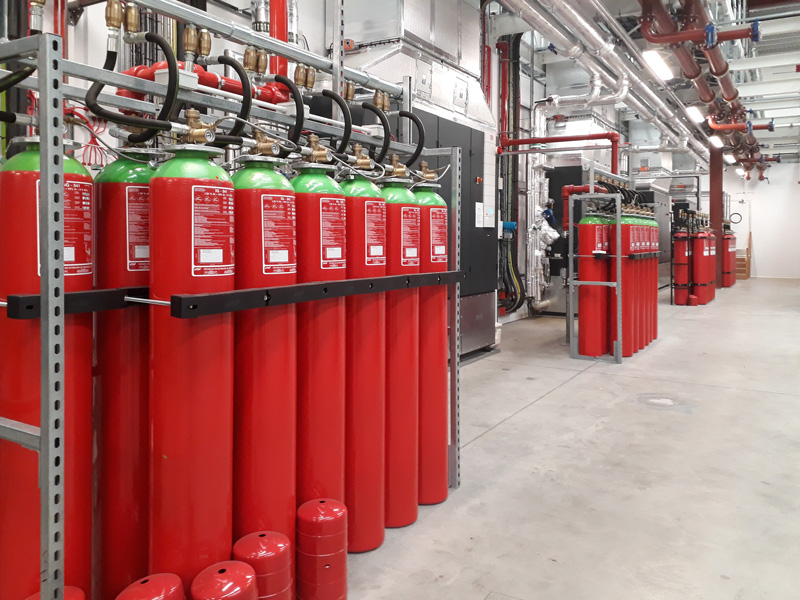 Fire Suppression System1
